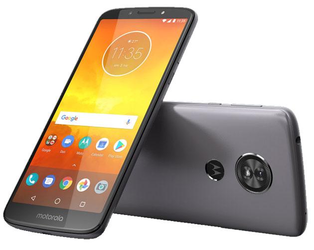 foto del cellulare Motorola Moto E5