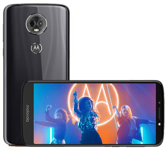 foto del cellulare Motorola Moto E5 Plus
