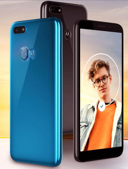 foto del cellulare Motorola Moto E6 Play
