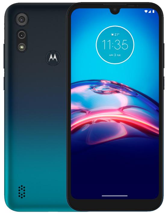 foto del cellulare Motorola Moto E6s