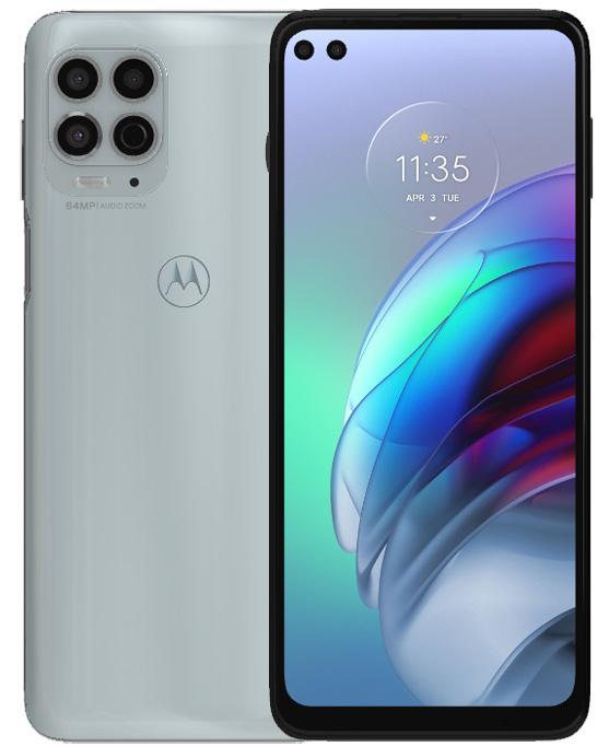foto del cellulare Motorola Moto G100