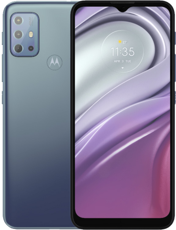 foto del cellulare Motorola Moto G20