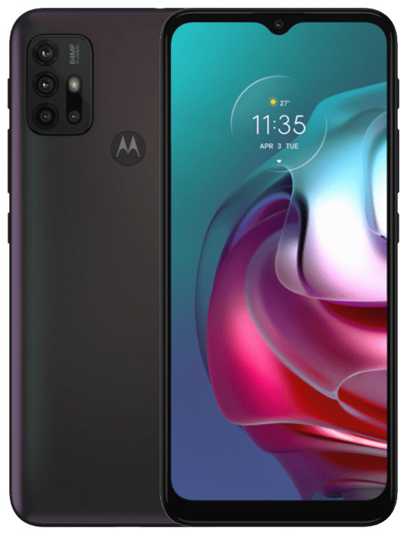 foto del cellulare Motorola Moto G30