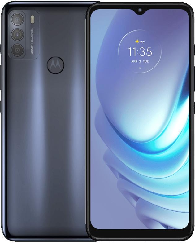 foto del cellulare Motorola Moto G50