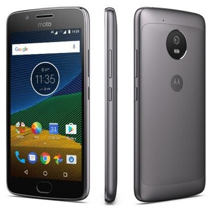foto del cellulare Motorola Moto G5