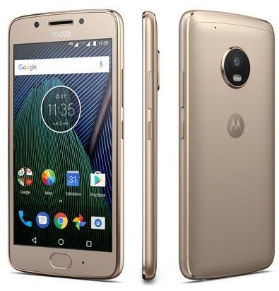 foto del cellulare Motorola Moto G5 Plus