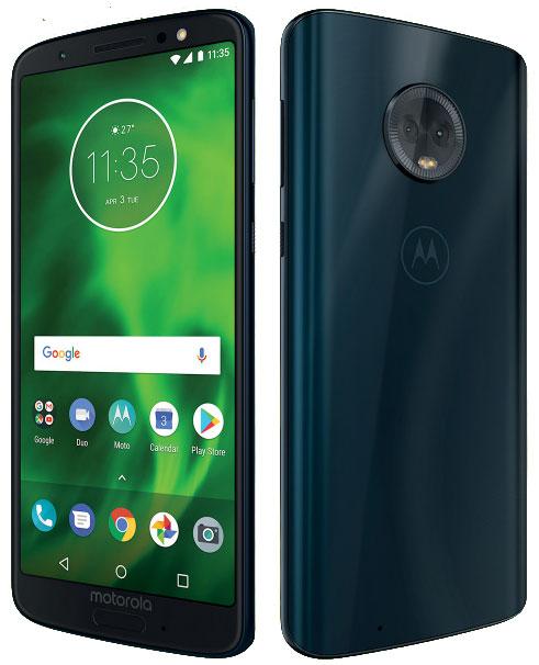 foto del cellulare Motorola Moto G6