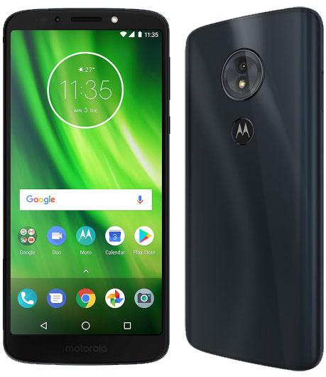 foto del cellulare Motorola Moto G6 Play