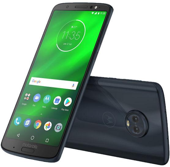 foto del cellulare Motorola Moto G6 Plus