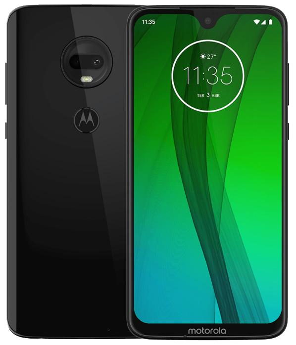 foto del cellulare Motorola Moto G7