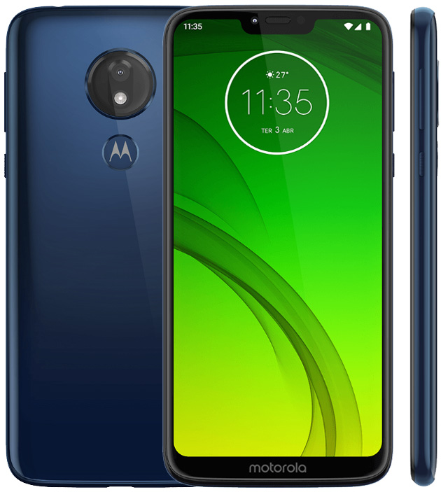 foto del cellulare Motorola Moto G7 Power