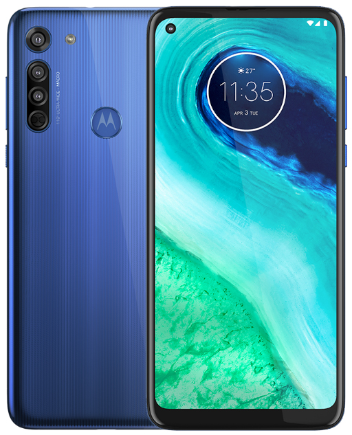 foto del cellulare Motorola Moto G8
