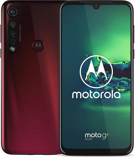 foto del cellulare Motorola Moto G8 Plus