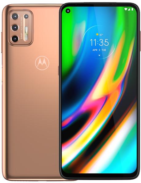 foto del cellulare Motorola Moto G9 Plus
