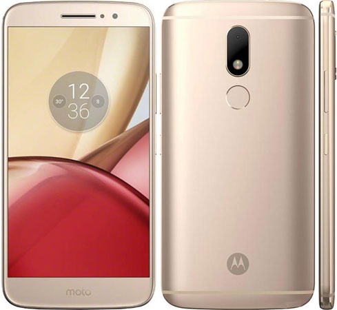 smartphone Motorola Moto M
