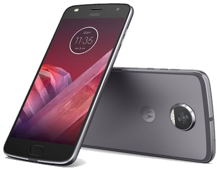 foto del cellulare Motorola Moto Z2 Play