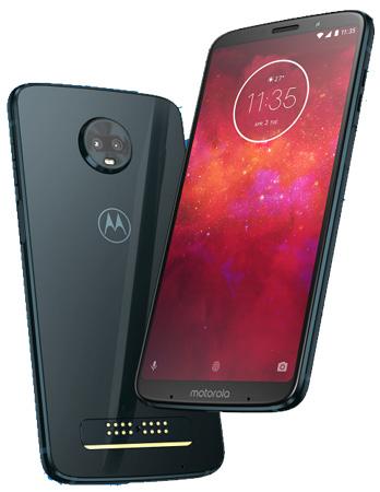 foto del cellulare Motorola Moto Z3 Play