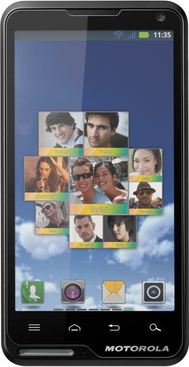 foto del cellulare Motorola Motoluxe