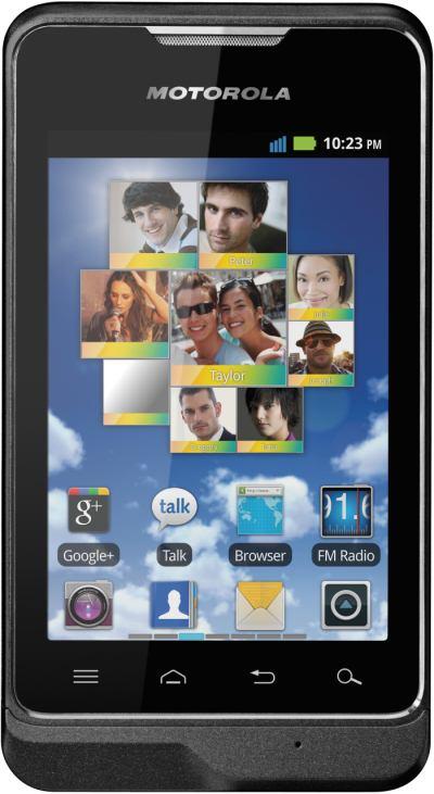 foto del cellulare Motorola Motosmart