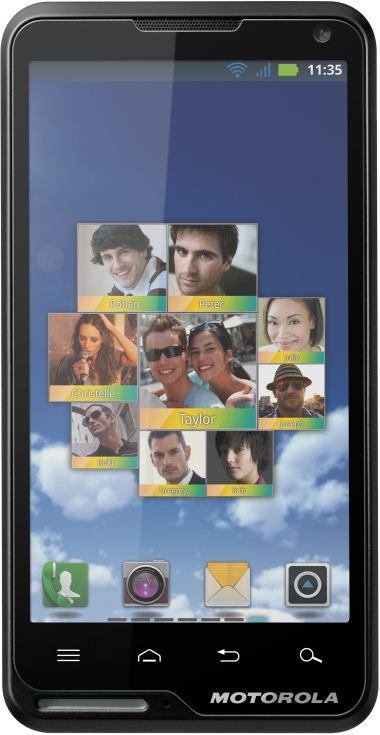 foto del cellulare Motorola Motosmart Plus