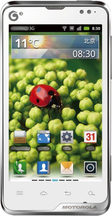 foto del cellulare Motorola MT680 Motoluxe