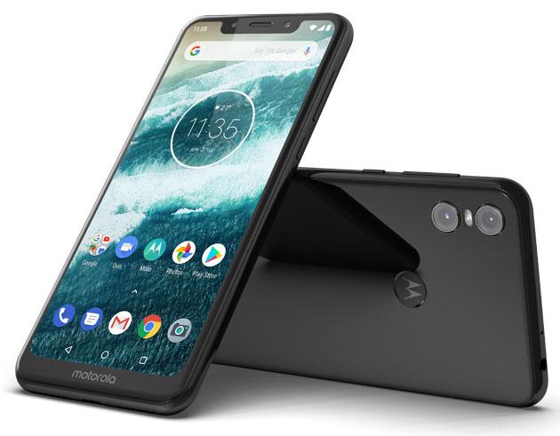 foto del cellulare Motorola One