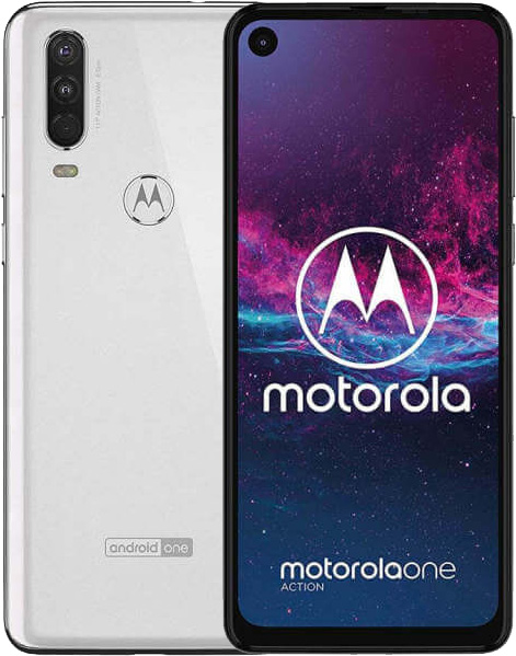 foto del cellulare Motorola One Action