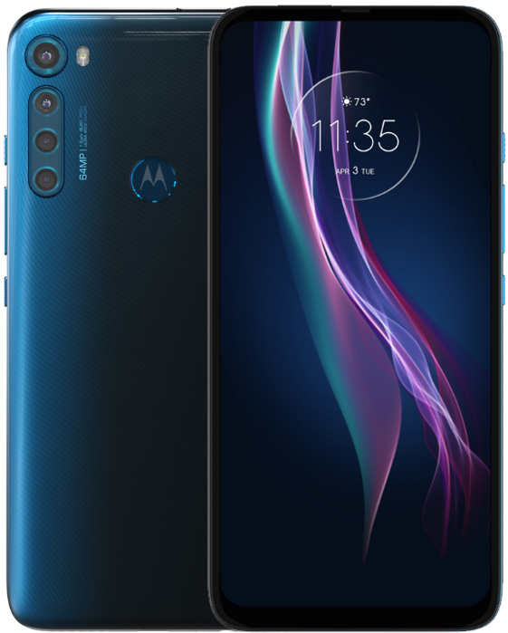 foto del cellulare Motorola One Fusion Plus