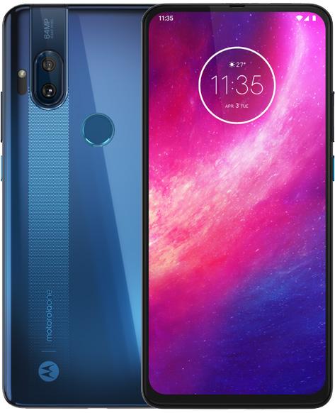 foto del cellulare Motorola One Hyper