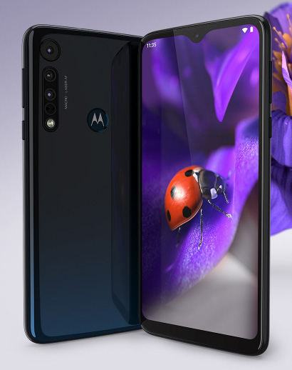 foto del cellulare Motorola One Macro