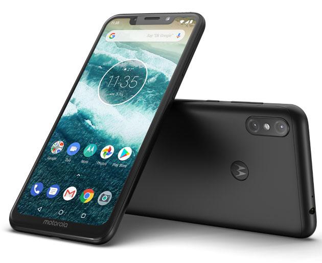 foto del cellulare Motorola One Power