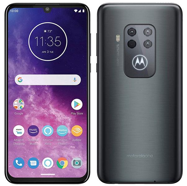 foto del cellulare Motorola One Zoom