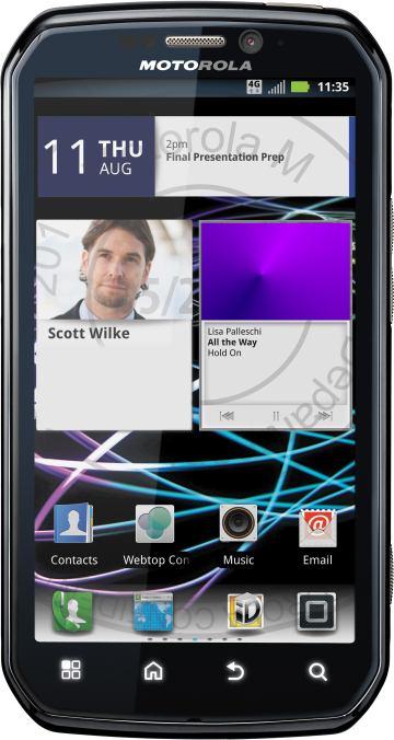 foto del cellulare Motorola Photon 4G