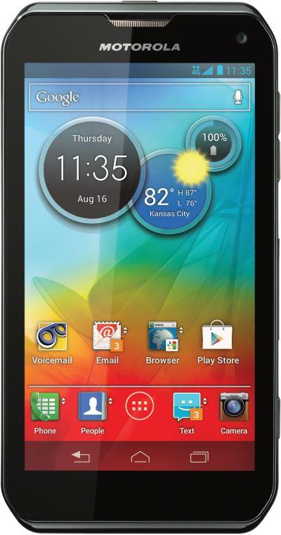 foto del cellulare Motorola Photon Q 4G LTE