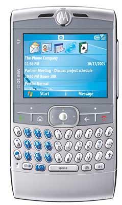 foto del cellulare Motorola Q