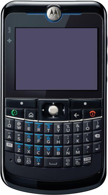 foto del cellulare Motorola Q11 MOTO