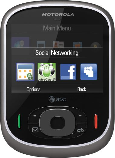 foto del cellulare Motorola QA1 Karma