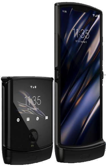 foto del cellulare Motorola Razr 2019