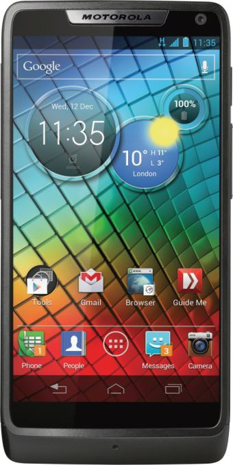 foto del cellulare Motorola Razr I