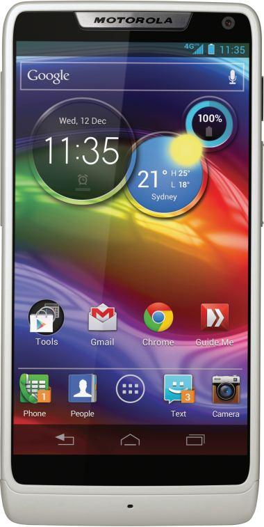 foto del cellulare Motorola Razr M