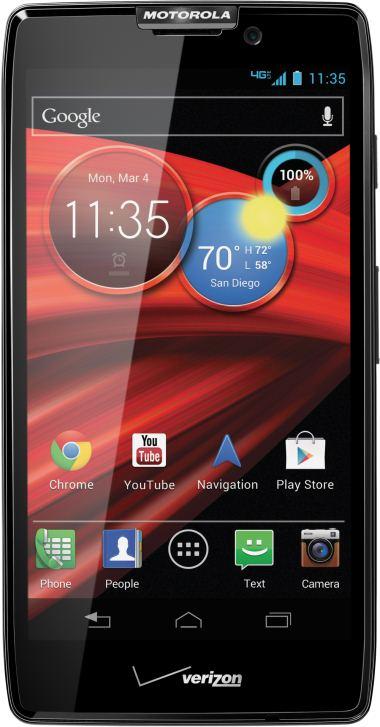 foto del cellulare Motorola Razr Maxx HD