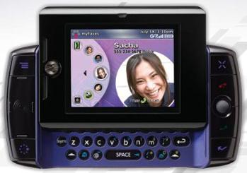 foto del cellulare Motorola Sidekick Slide