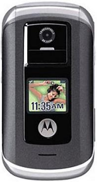 foto del cellulare Motorola V1075