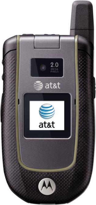 foto del cellulare Motorola VA76r Tundra