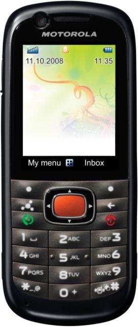 Scheda tecnica Motorola VE538