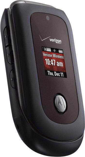 foto del cellulare Motorola VU204