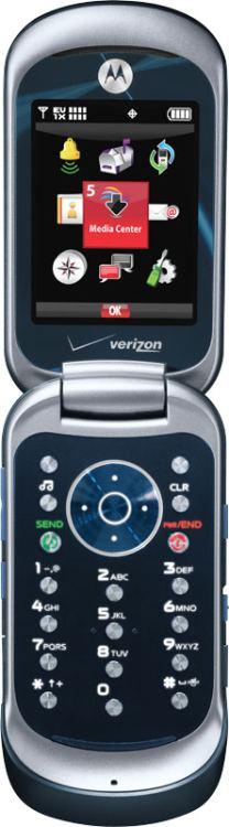 foto del cellulare Motorola VU30 Rapture