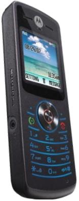 foto del cellulare Motorola W180