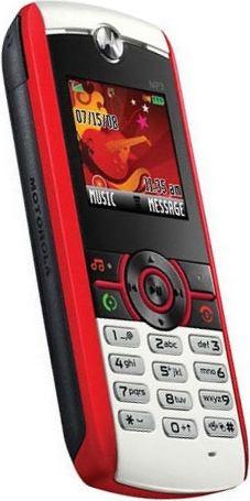 foto del cellulare Motorola W231