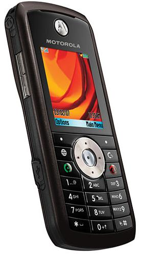 foto del cellulare Motorola W360
